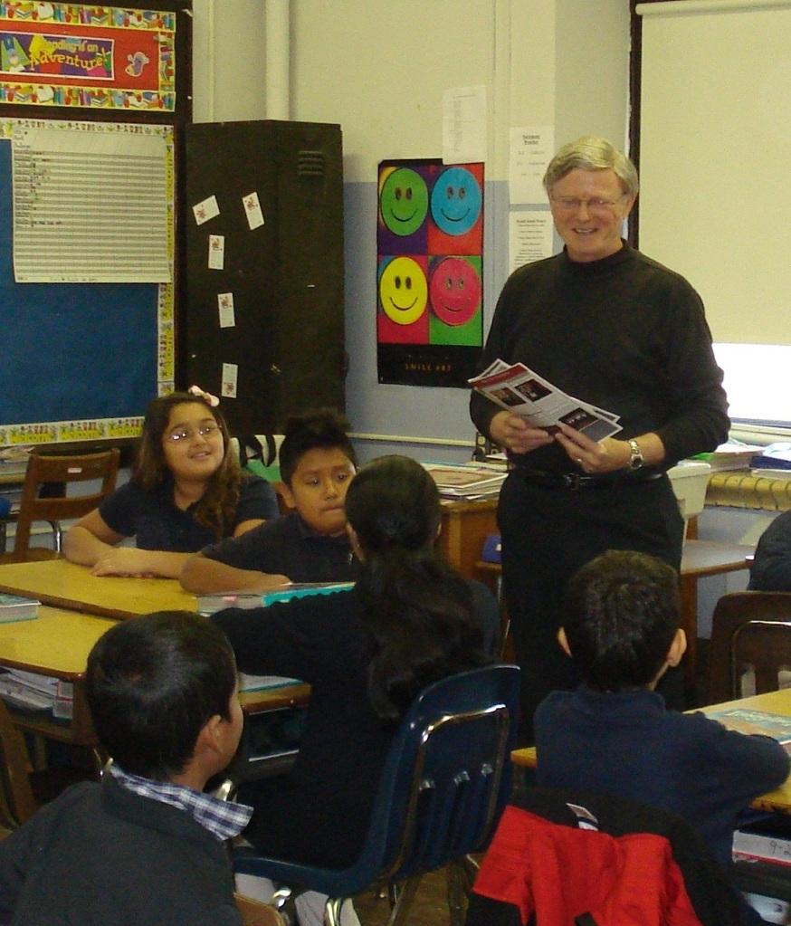 joe teaching at southwark